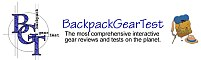 BackpackGearTest.org