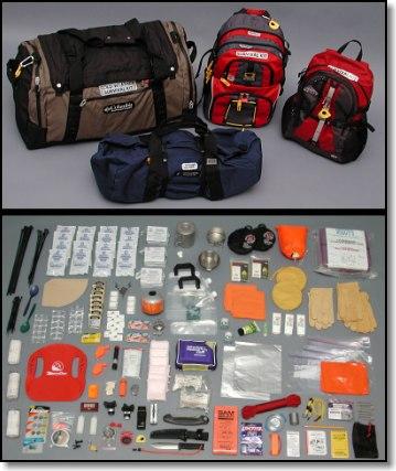 Emergency Survival Gear ? Frank Talk About Guns Nov. 2013. Supplies ...