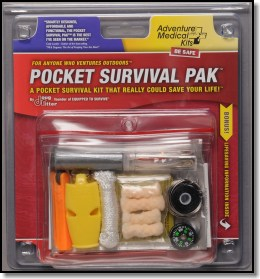 Adventure Medical Kits Pocket Survival Pak (tm) by Doug Ritter