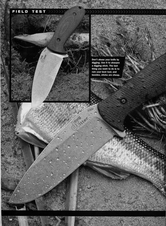 Tactical Knives March 2007 page 36